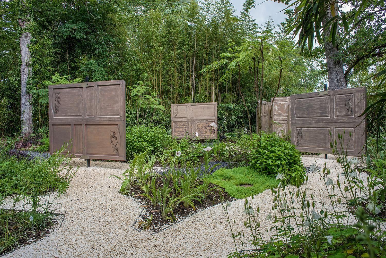 Le Jardin Des Portes Festival International Des Jardins 2019