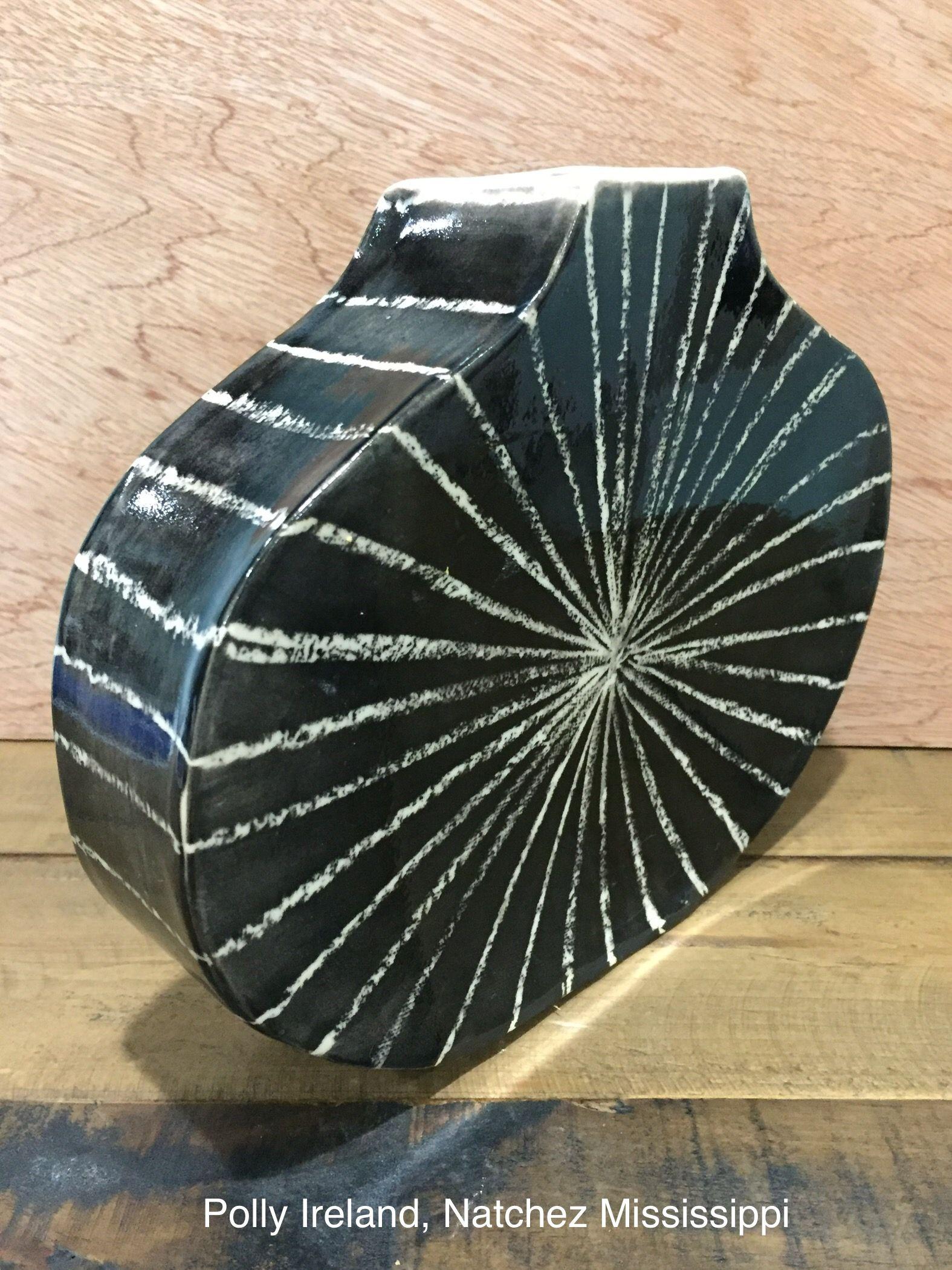 Vase Ceramic Vase Pottery Vase Clay Vase Hand Built Vase