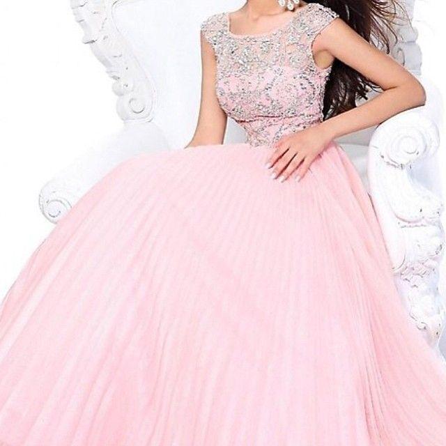 Pinky Fashion Dress
