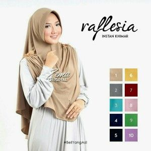 Model Jilbab Khimar Pesta