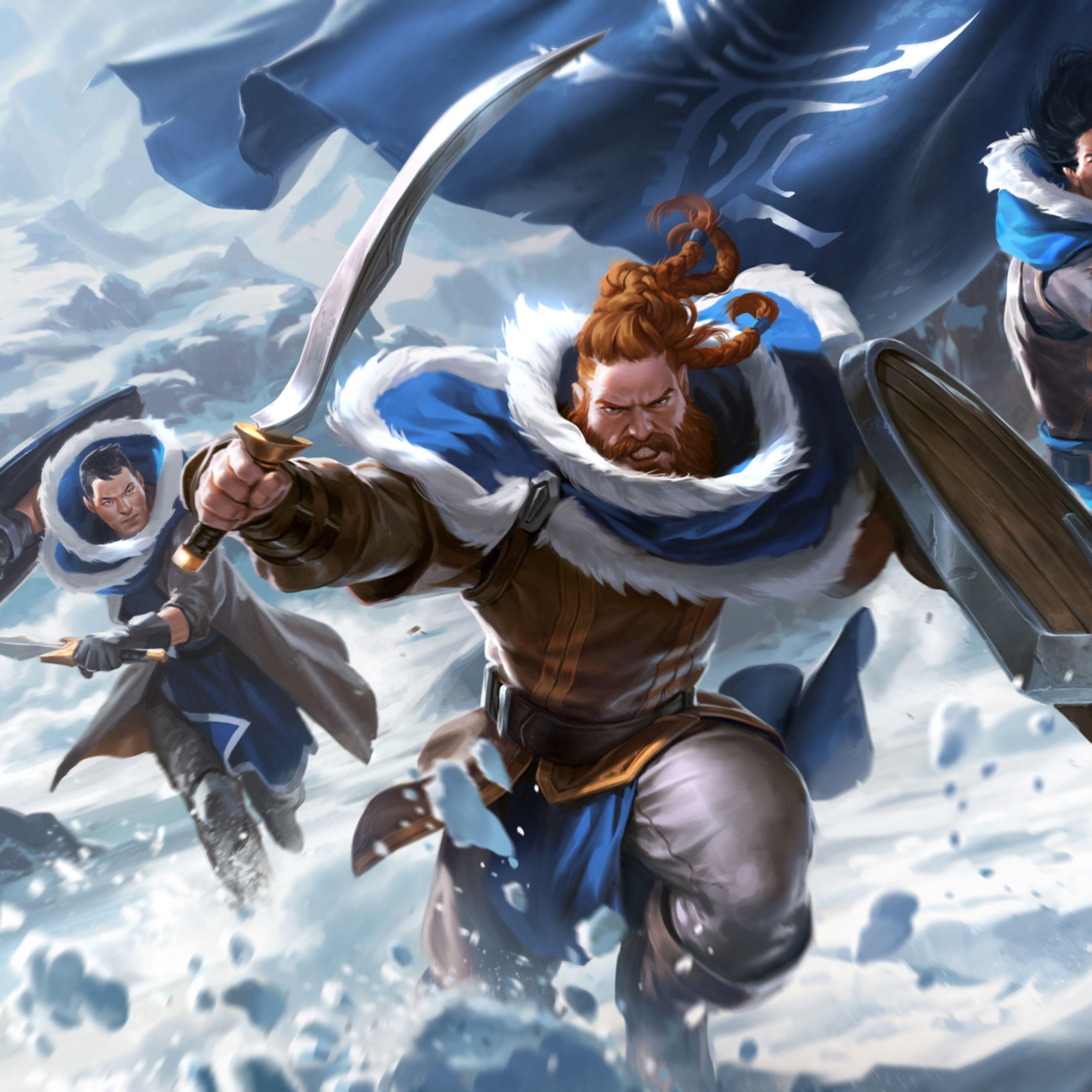 Legends Of Runeterra Hd Wallpaper Wallpaper Hd Wallpaper Iphone