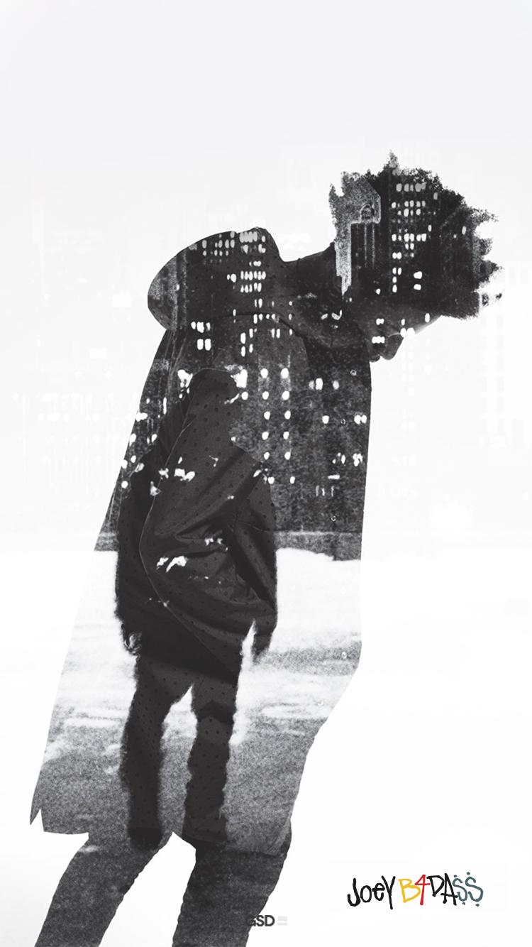 Grvy Scvle Designs Joey Bada Iphone Wallpapers Gsdesigns Hip Hop Art Rap Wallpaper Trill Art