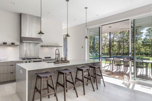 Quadrant Hill by Modern Net Zero | Modern, Kitchens and Kitchen ...