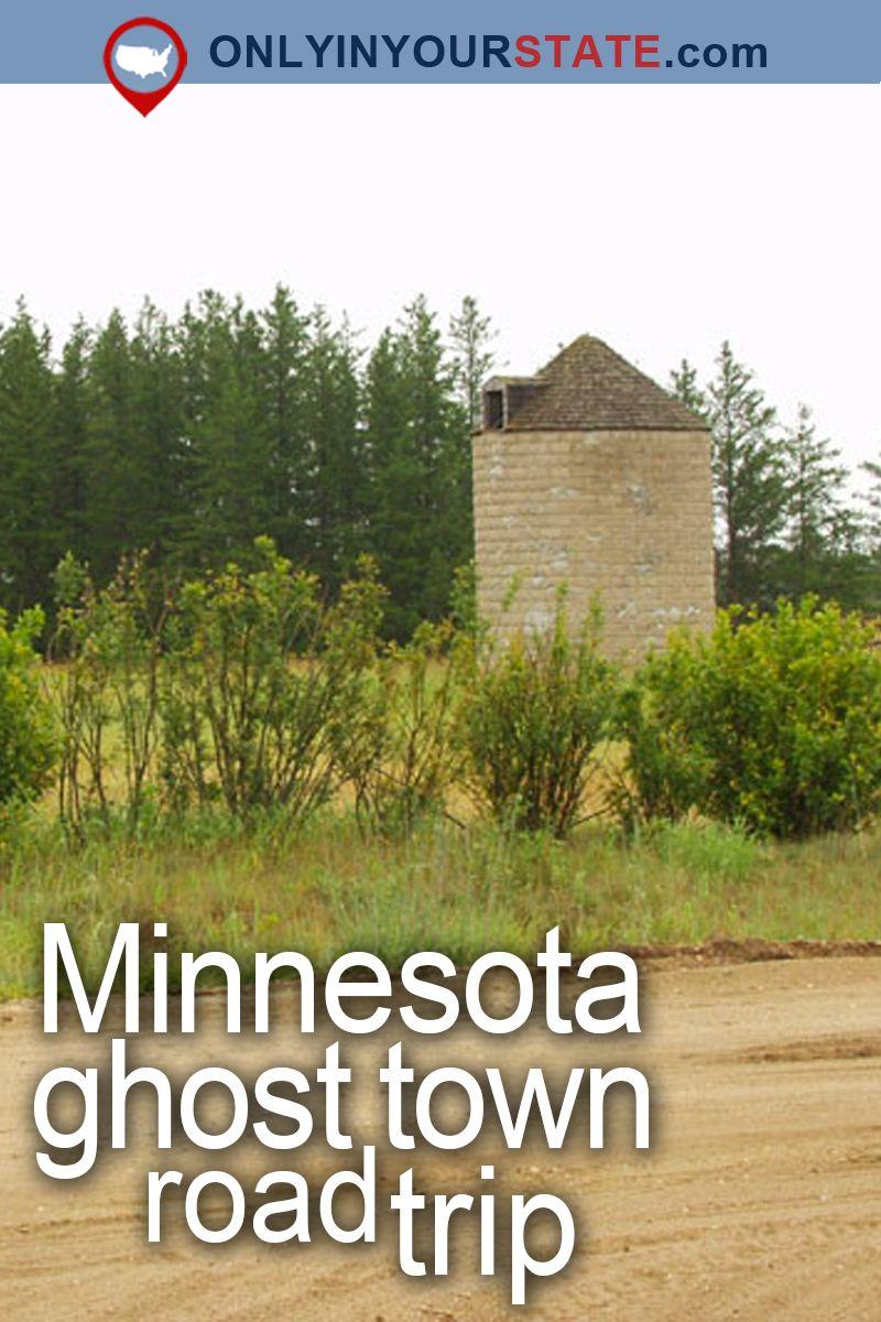 Haunting Road Trip Minnesota Ghost Towns