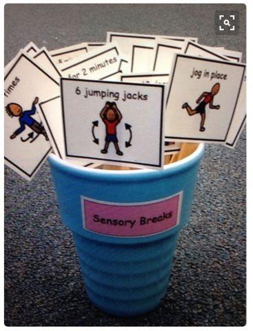 Autism in the Classroom: Sensory- Movement Breaks