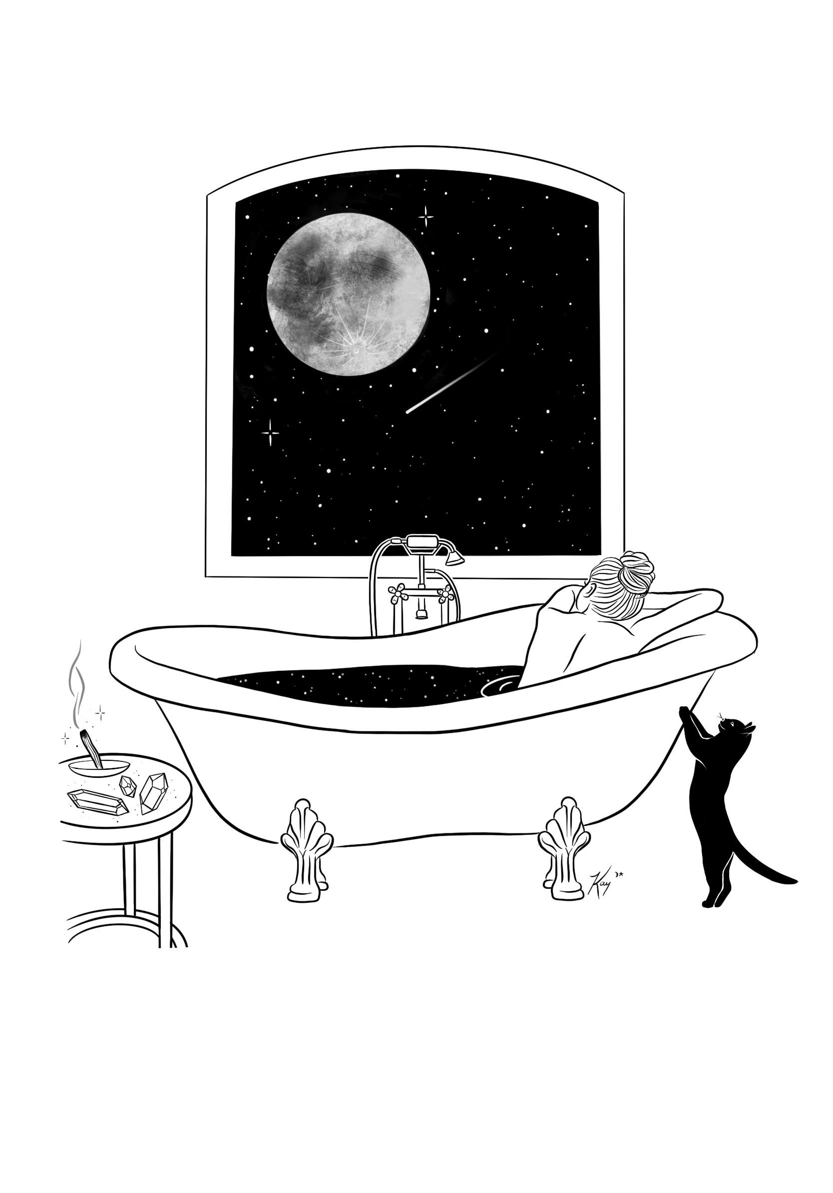 Moon Ritual With Images