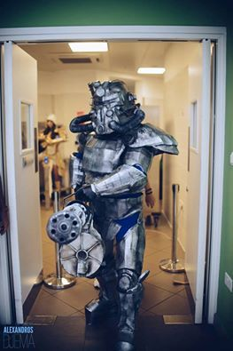 Fallout Power Armor T 51b Cosplay Fallout Pinterest Fallout