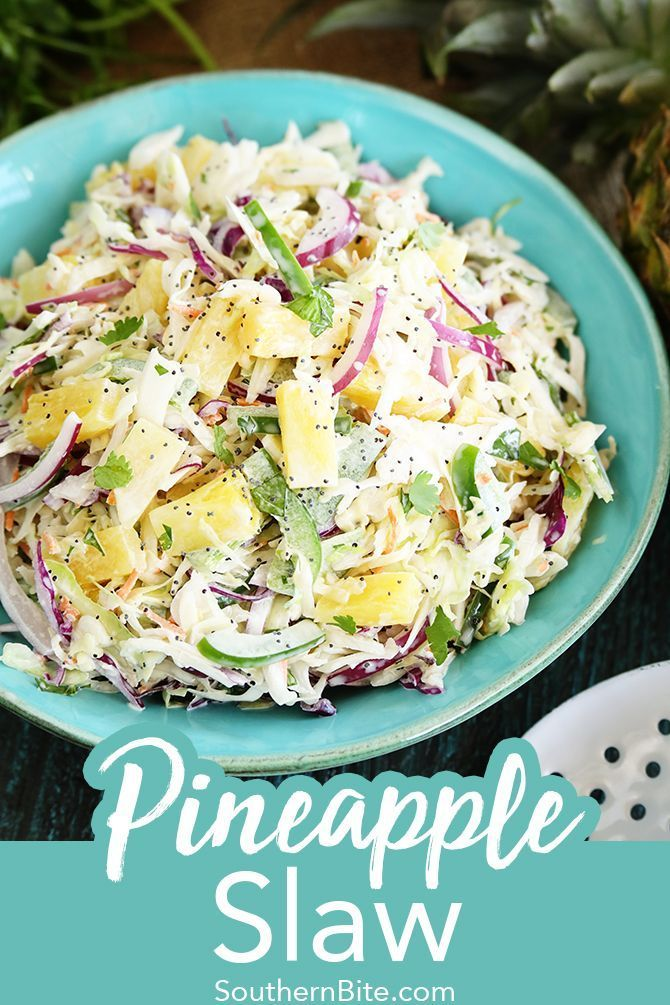 Photo of Pineapple coleslaw, # pineapple coleslaw # coleslaw faster