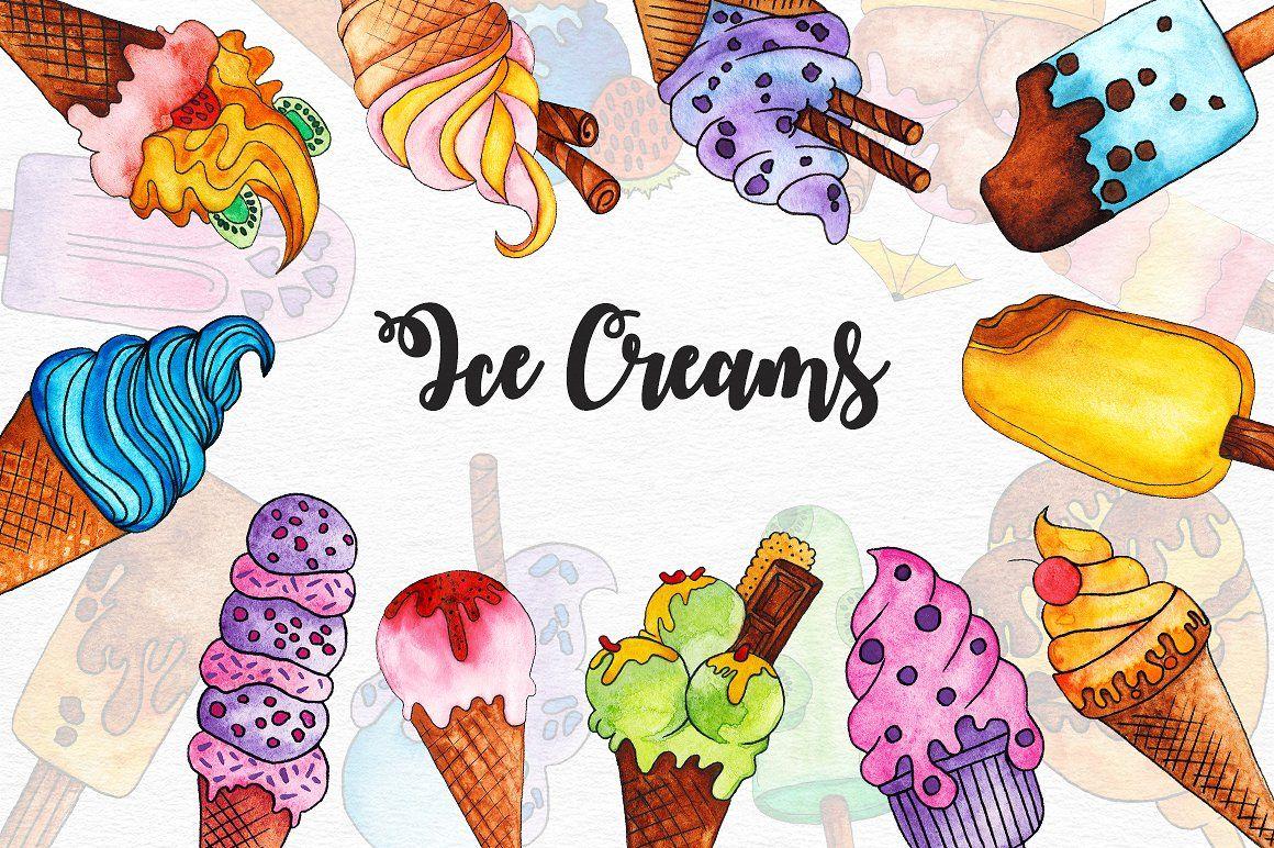 Подруге картинки, прикольные подписи к картинкам нарисованным с мороженками