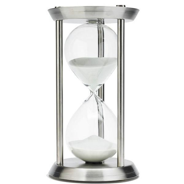 60 minute nautical metal sand timer pinterest sand timers