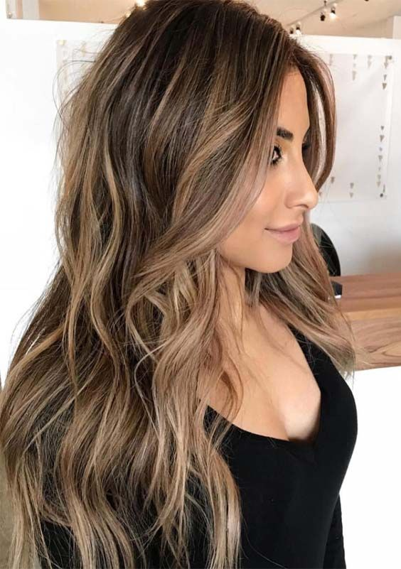 51 Best Of Balayage Hair Color You Must Try in 2019  hairstyles  Balayage hair, Hair color