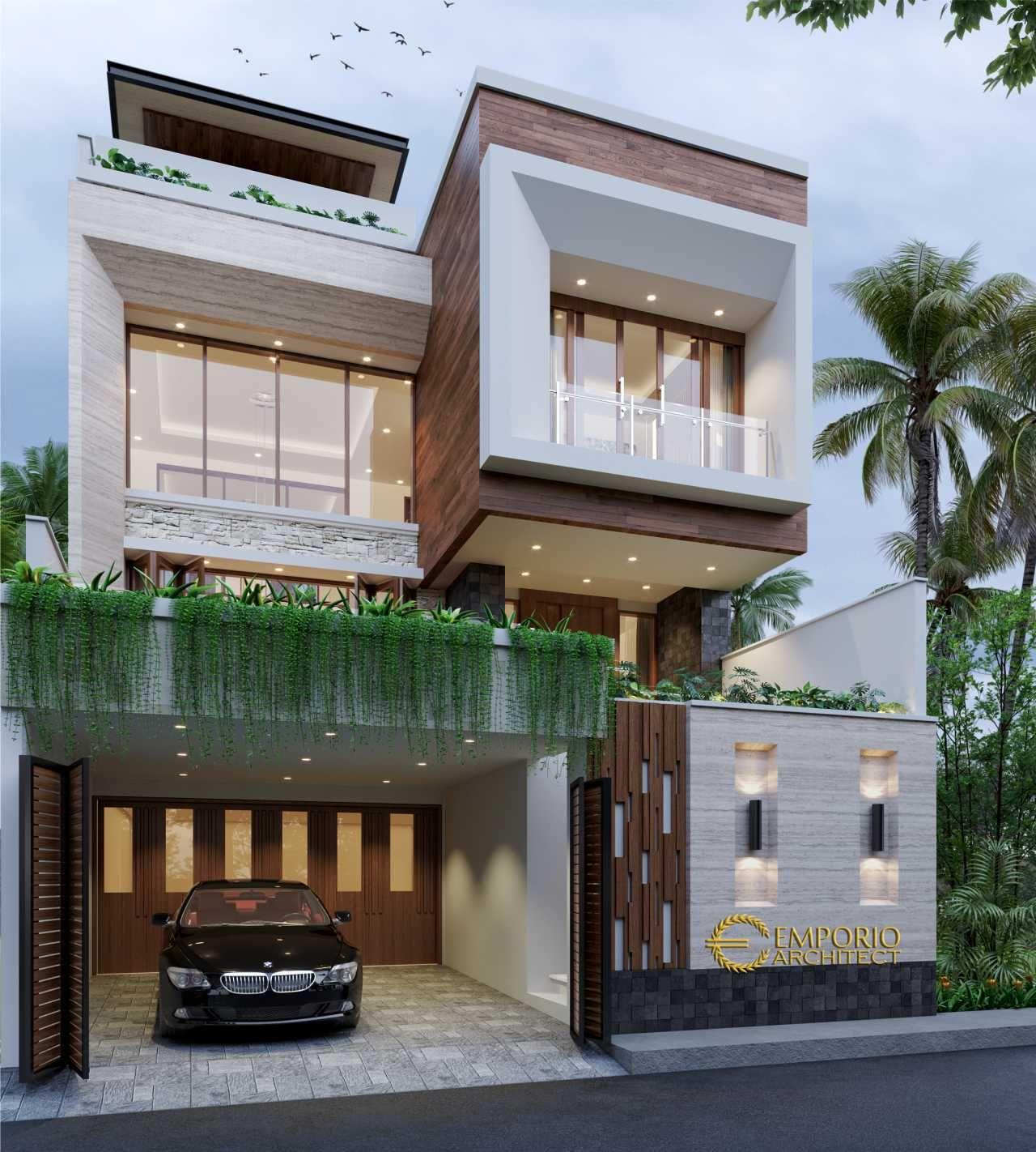 Desain Rumah Modern 2 Lantai Bapak Vendi Di Petitenget Badung Bali Jasa Arsitek Desain Rumah Berkualitas Di 2020 Desain Rumah Modern Desain Rumah Arsitektur Rumah
