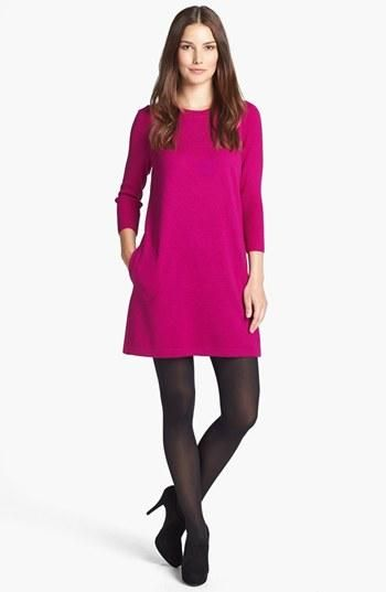 Fuchsia Casual Dress