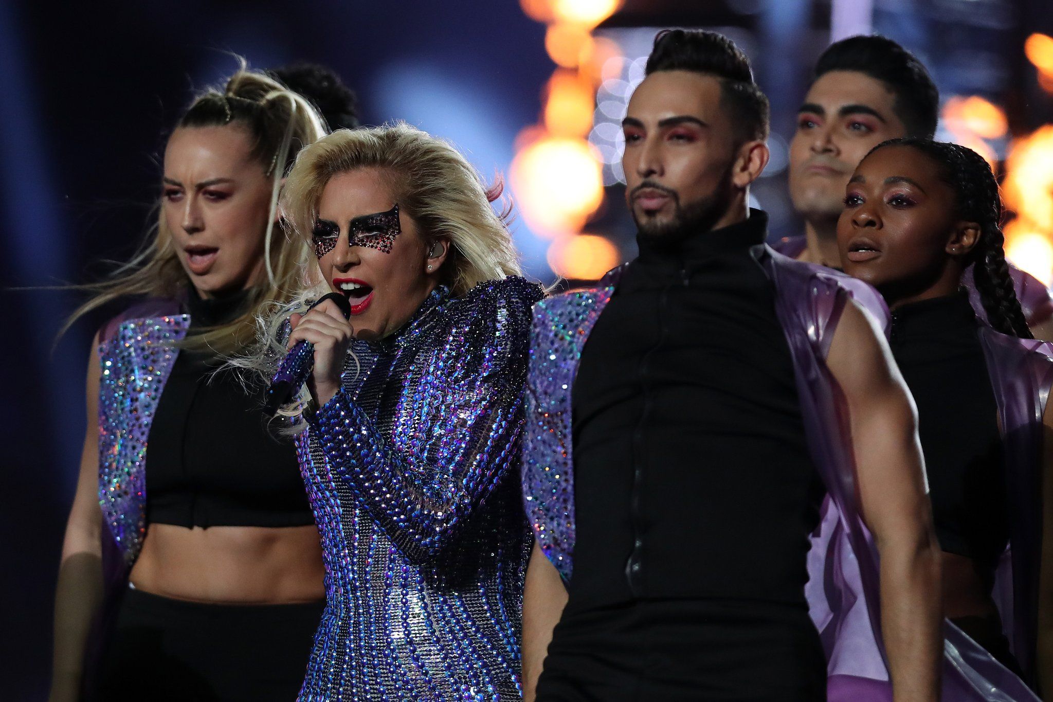 Lady Gaga Gives Us Life With Her Dazzling Super Bowl