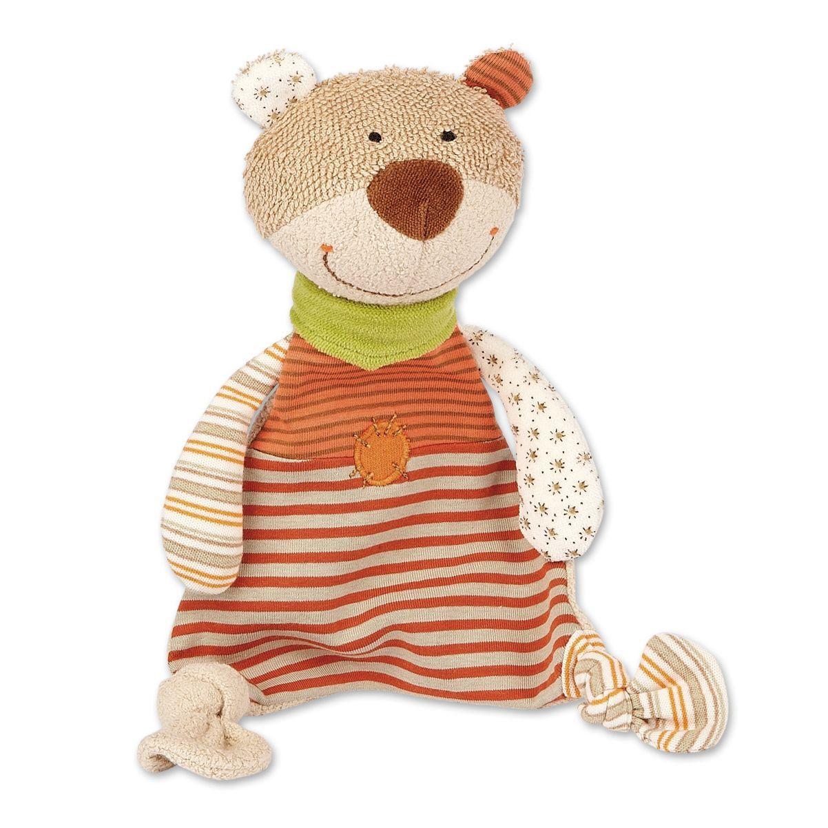 Copyright handmade toys Olga Arkhipova: Bear angel Stepan | Teddy ...