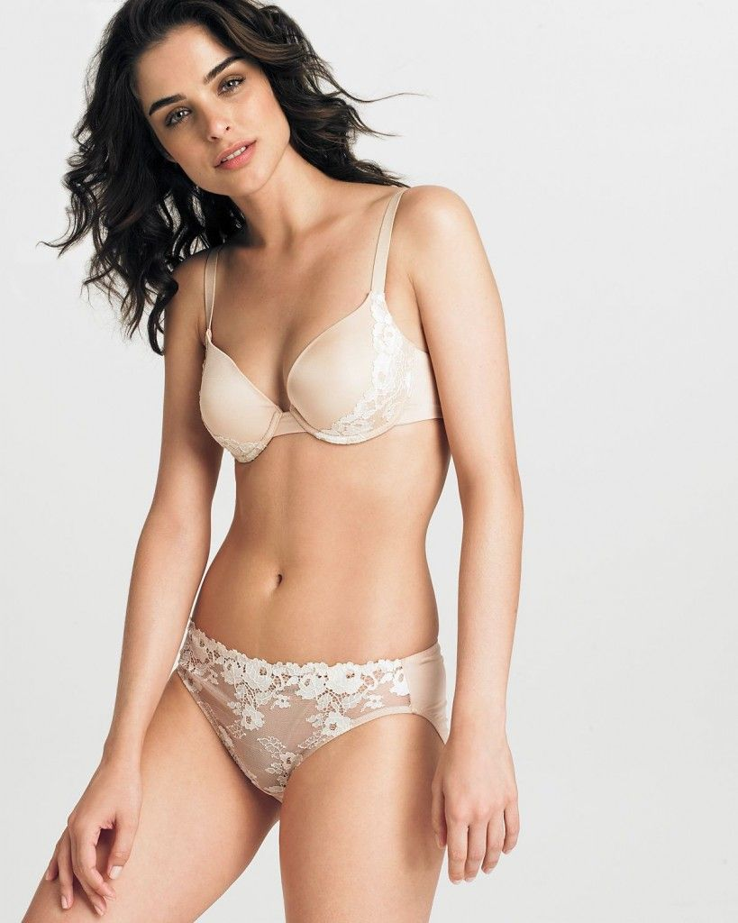From this Hot fernanda prada lingerie with you