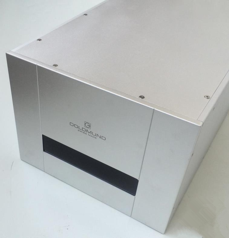 211.50$  Watch now - http://alim2l.shopchina.info/go.php?t=32706210286 - BREEZE AUDIO Enhanced version amplifier chassis  all amplifier case DIY preamplifier aluminium enclosure aluminum amp chassis  #aliexpress