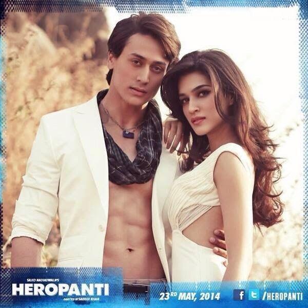 Heropanti movie song ringtone download