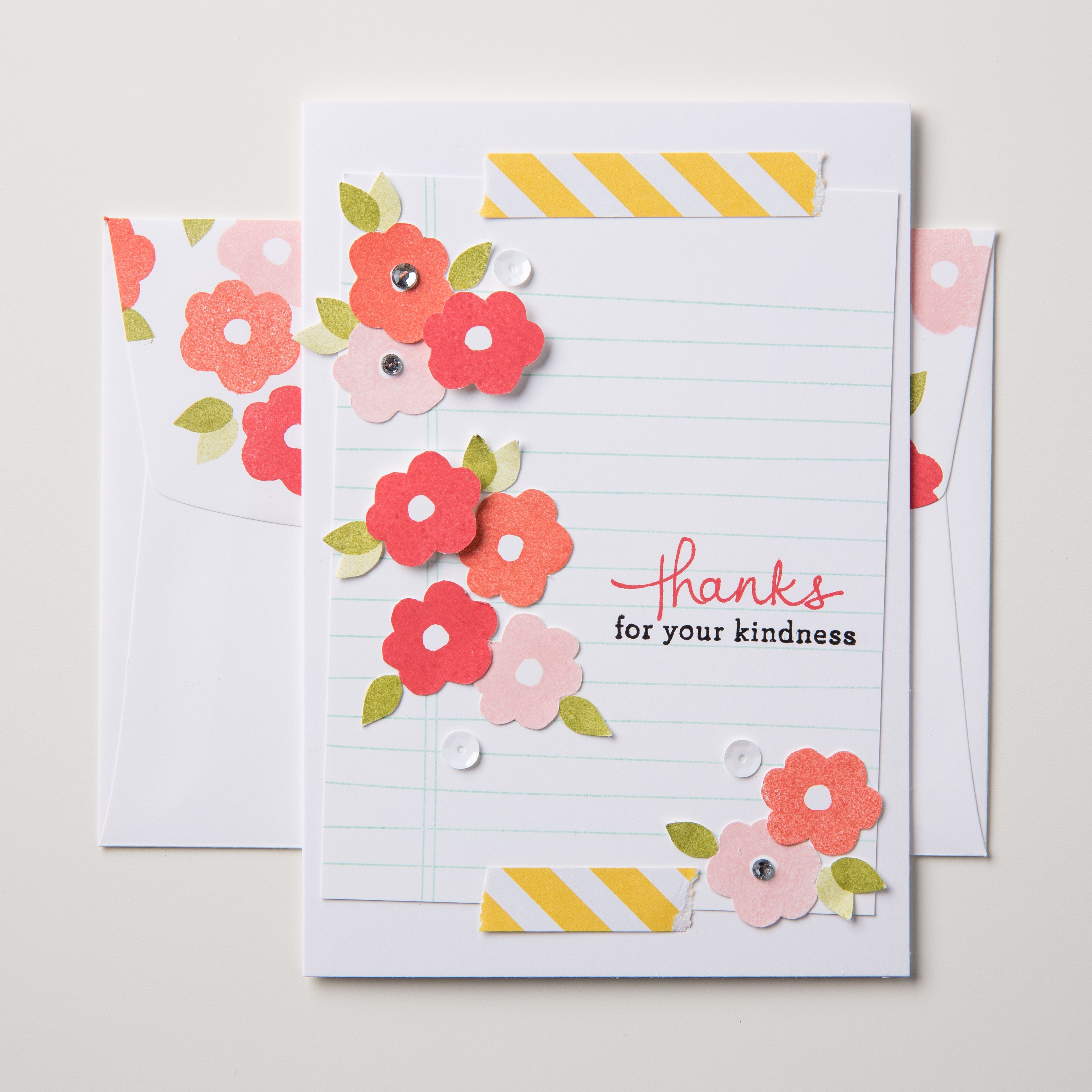 Build an endless array of thankful messages with the new, Endless Thanks!