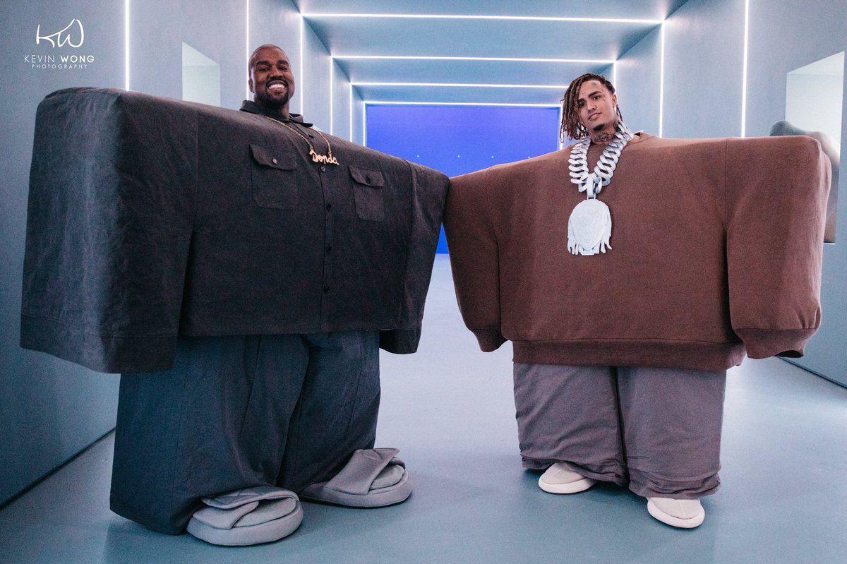 Spinny Thesuperspind Twitter Lil Pump Kanye West Yeezus Kanye West