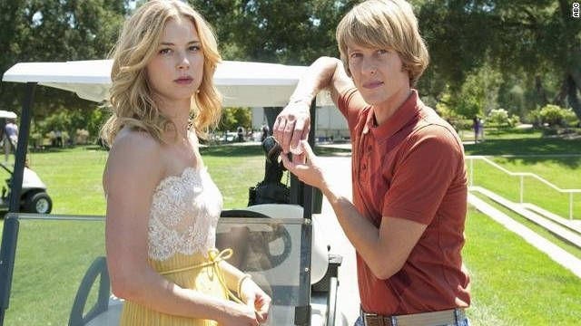 Revenge: My 2 favorite characters on the show:)