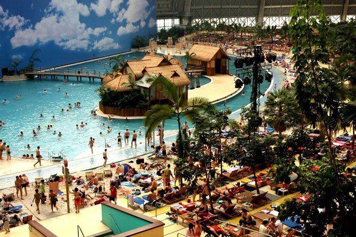 Tropical Islands Resort Brandenburg Germany Parks Brandenburg Tropis