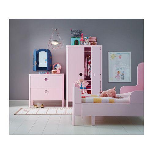 busunge kleiderschrank hellrosa m bel und einrichtung pinterest kinderzimmer kombination. Black Bedroom Furniture Sets. Home Design Ideas