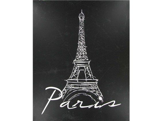 Paris eiffel tower canvas art love it