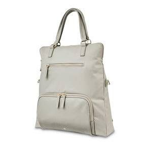 31be4825fca0 Samsonite Encompass Womens Convertible Tote Backpack in the color Stone.