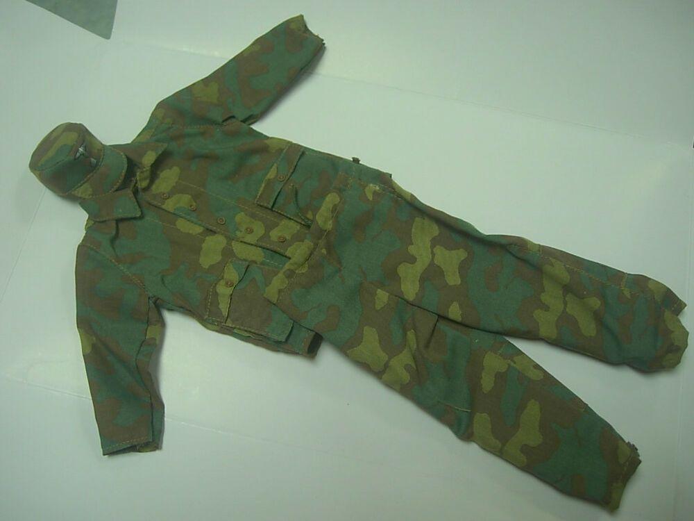 1//6 Scale DRAGON GERMAN Camo Pantalon 1