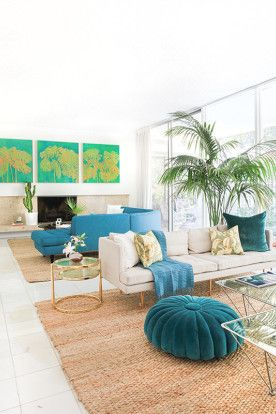 Kelly Oxford S Palm Springs Inspired Paradise
