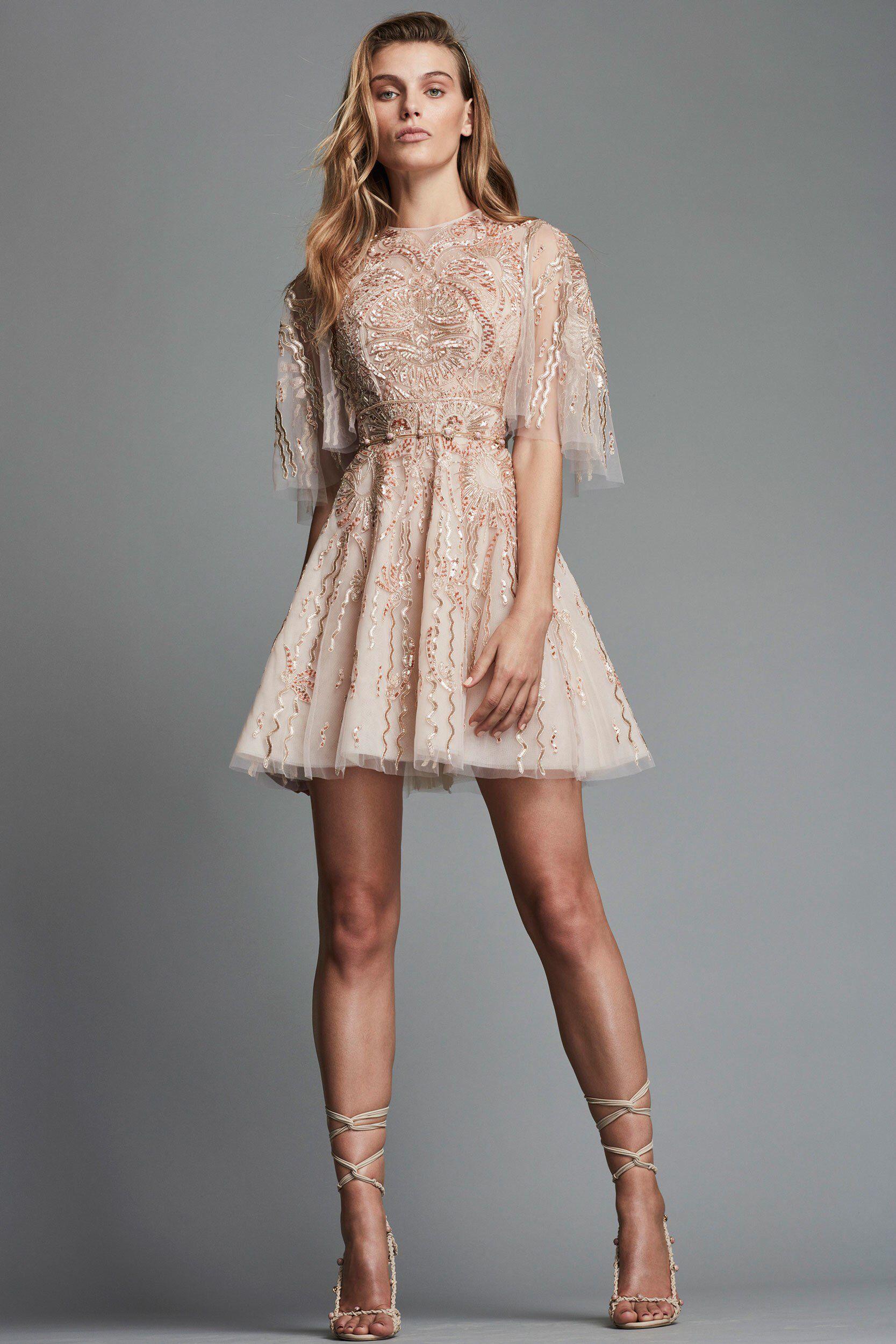 Zuhair murad spring readytowear fashion show femme fashion