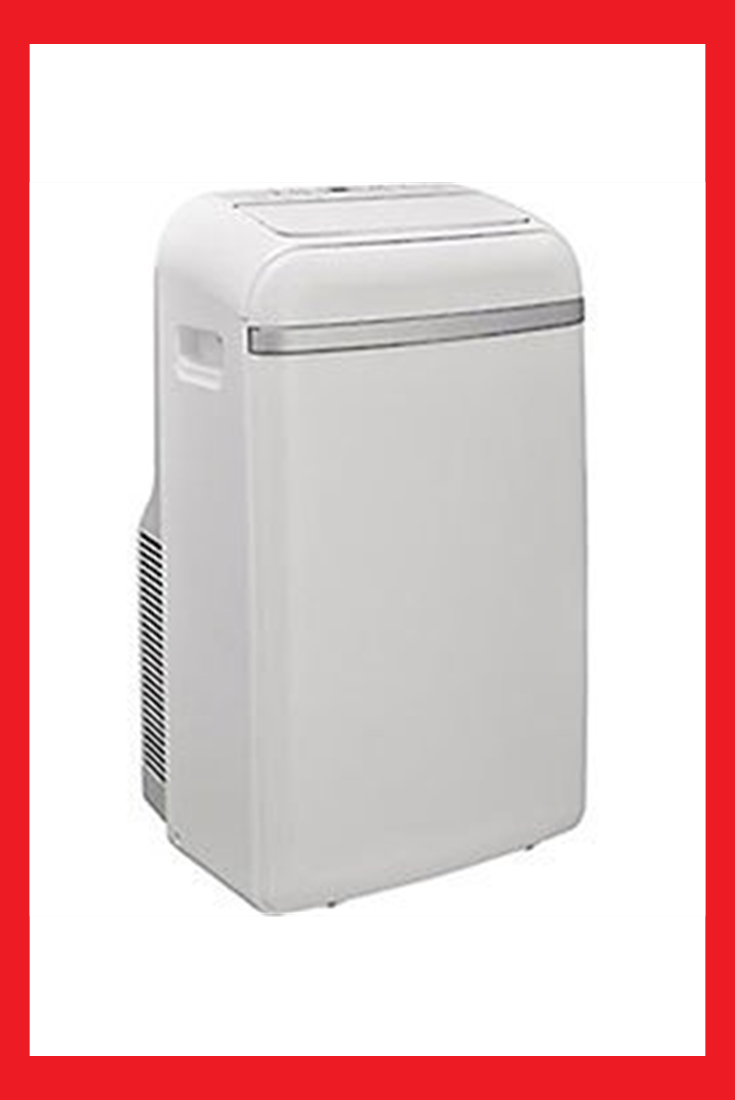 Portable Air Conditioner With Heat 14K BTU Cool, 11K BTU