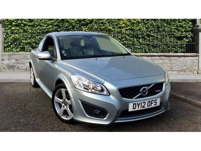 2012 - 30,321 Used or Nearly New Volvo C30 R-Design Silver DY12OFS