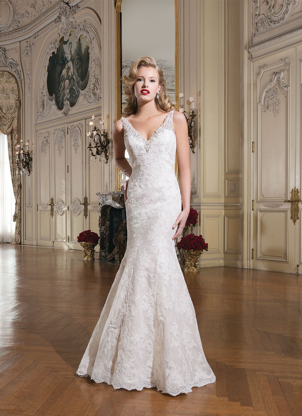 Justin alexander wedding dresses  Justin Alexander wedding dresses style   love wedding fashion
