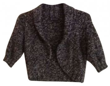 Inc International Concepts Sweater Cropped Shawl Vest $32