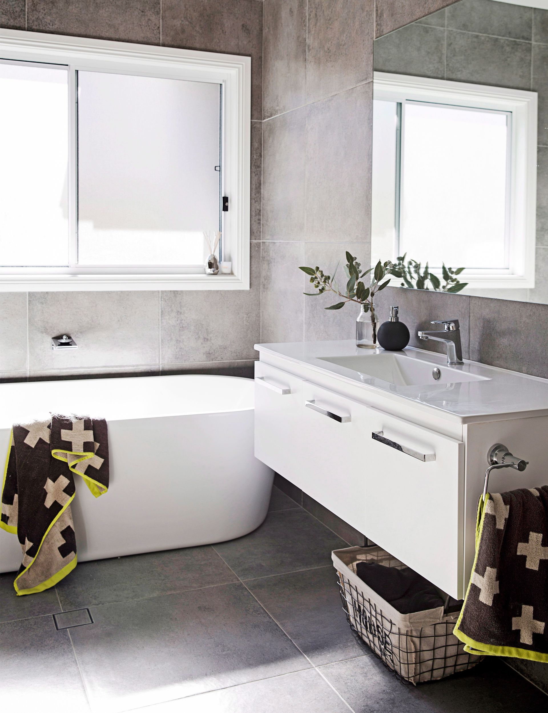 Bathroom Design Tips Simple Tips And Tricks To Update Your Home  You Can Get More