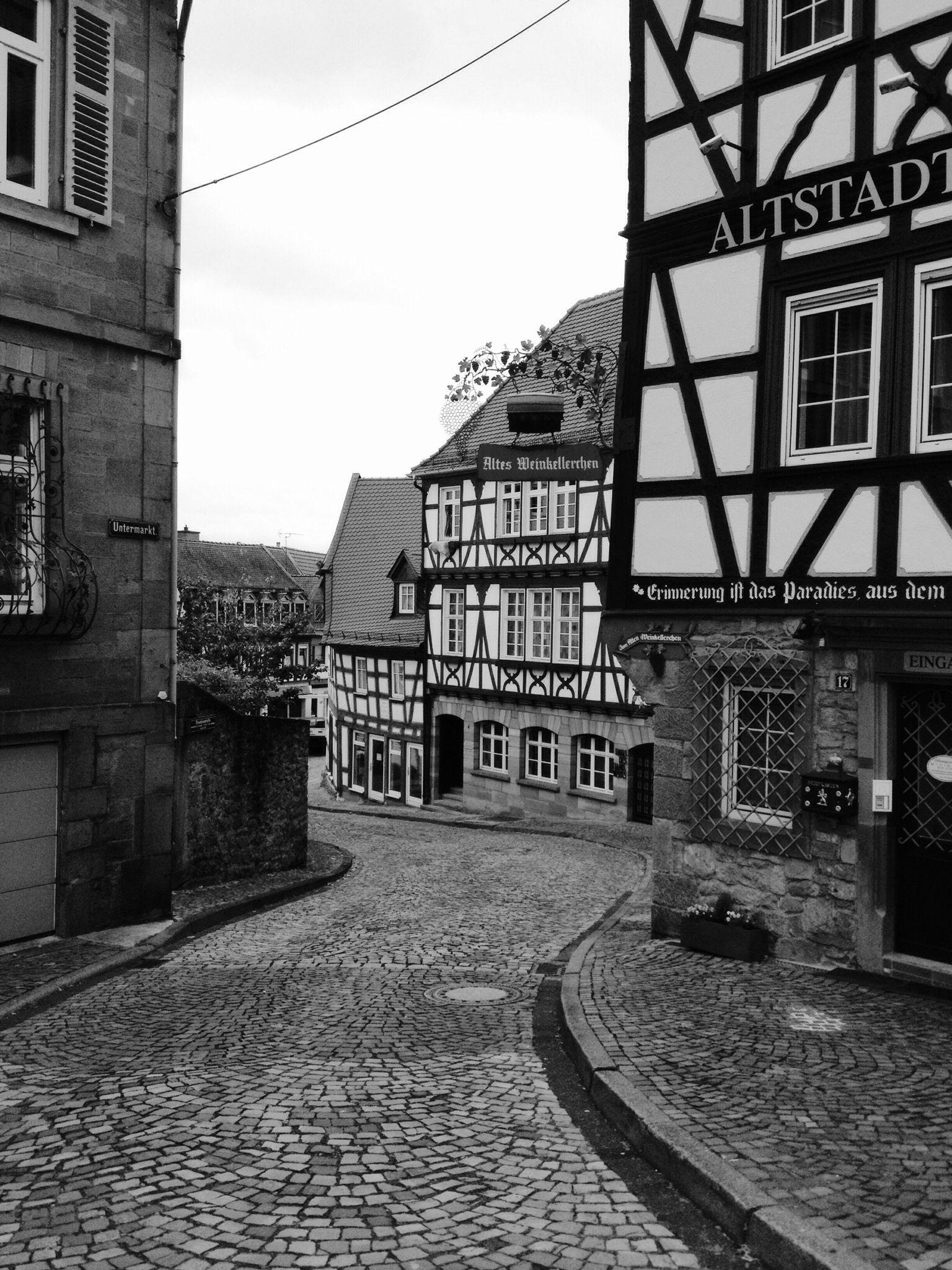 Gelnhausen Germany Cities In Germany Germany Germany Travel