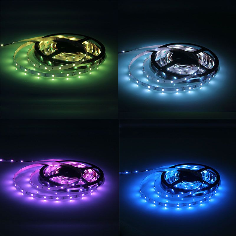 Stable performance 150led 1224v rgb 5050 color tunable smallest led stable performance 150led 1224v rgb 5050 color tunable smallest led light strip aloadofball Image collections