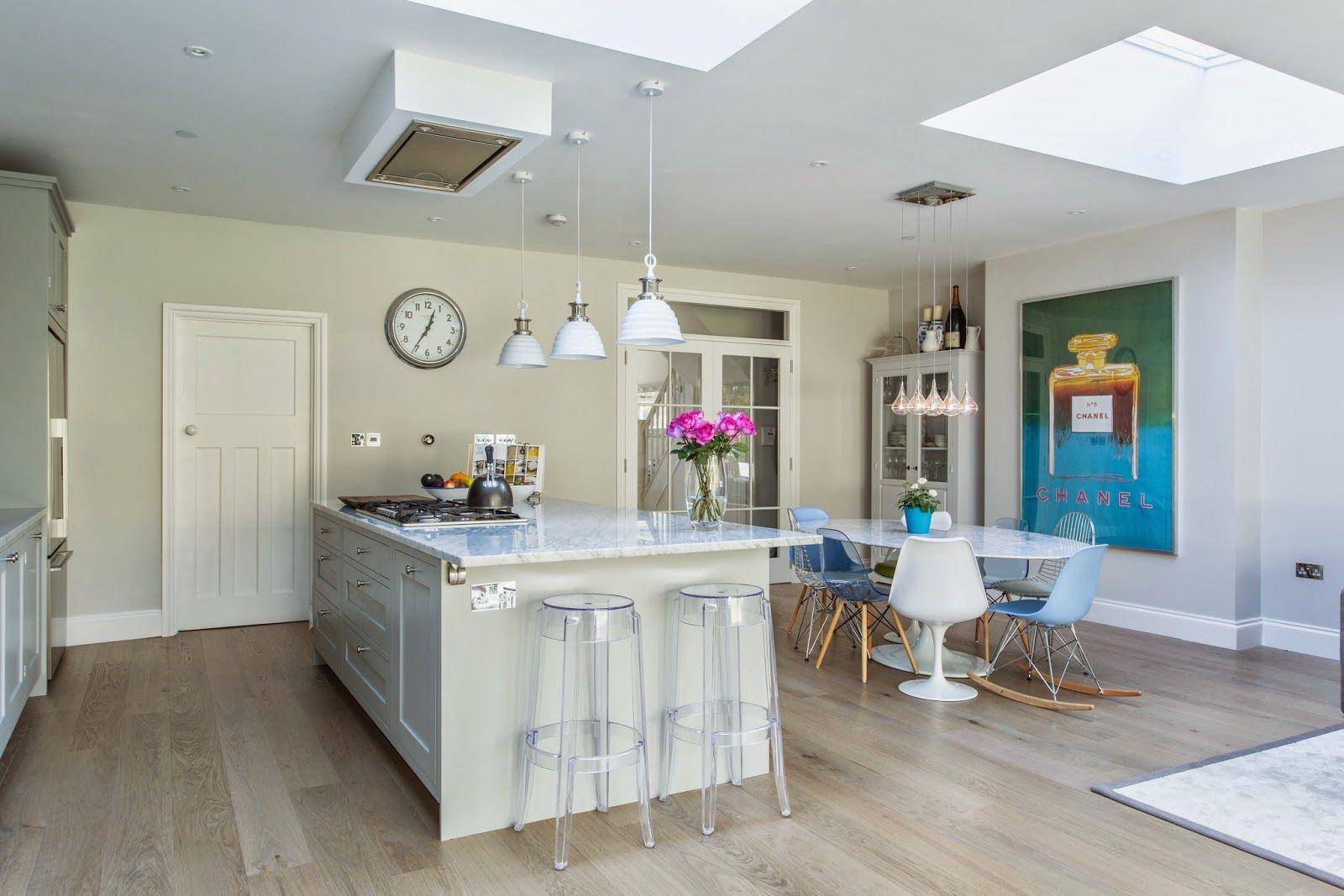 Merveilleux Kitchen Design, South West London Home