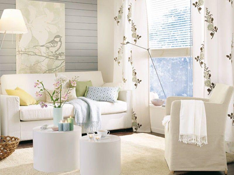 Wohnzimmer in sandfarben schöner wohnen* lovley home *espacio de