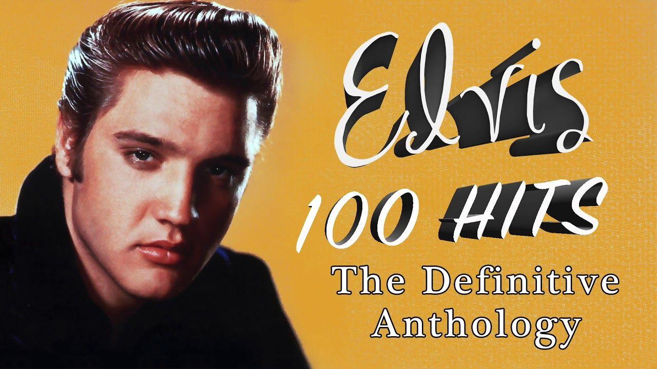 Elvis Presley - 100 Hits - The Definitive Anthology (4 HOURS