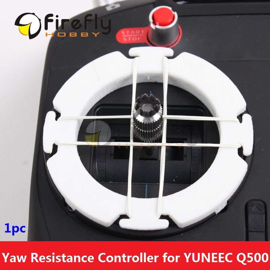 3D Printed Remote Control Joystick Controller Yaw Resistance Loop Fixing Mount For YUNEEC Q500 Drone 1pc