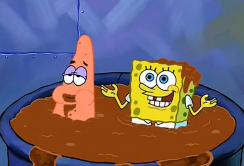 Spongebob Patrick In The Chili Spongebob Patrick Spongebob Logic Spongebob
