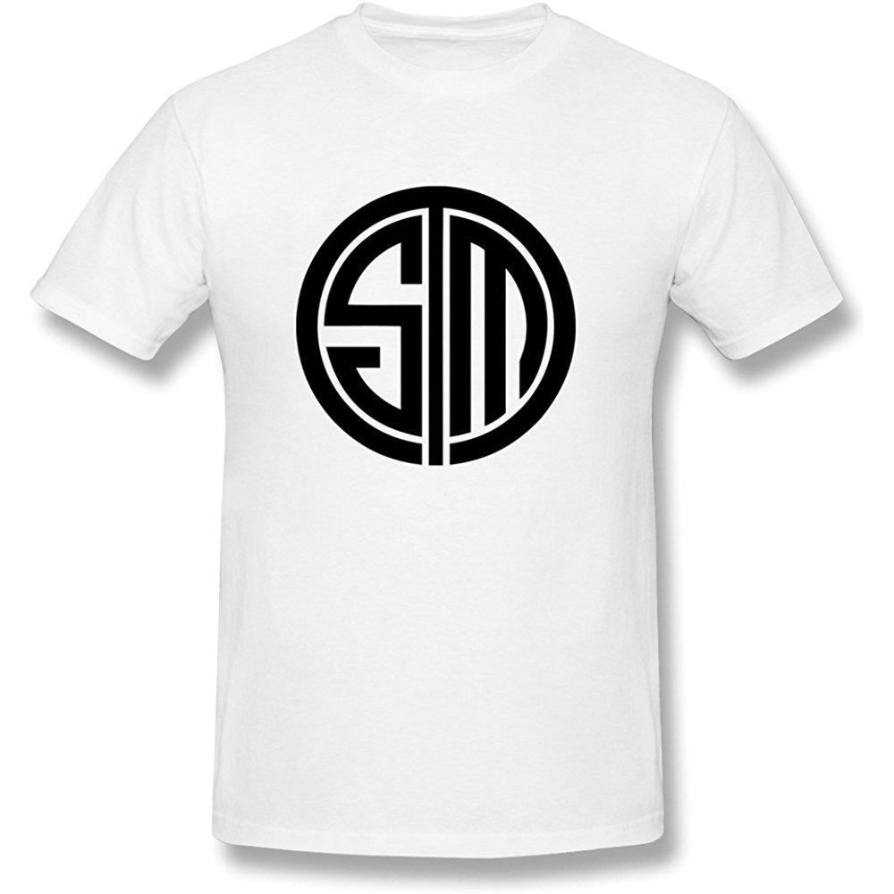 Rida Tsm Team Solomid Swords Logo T Shirts For Men Men 14720 17 90 Mens Tshirts Mens Shirts Sword Logo