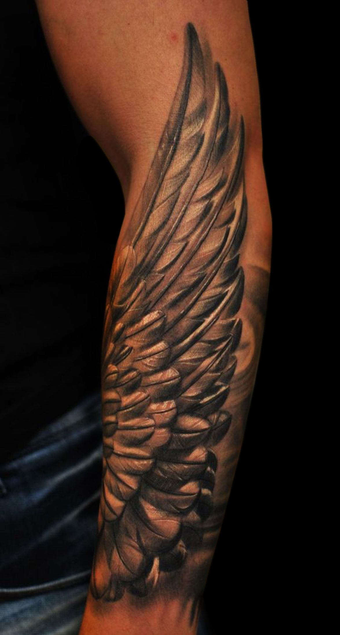 Pin by Gherghe Florin on Cruci | Pinterest | Tattoo, Angel ...