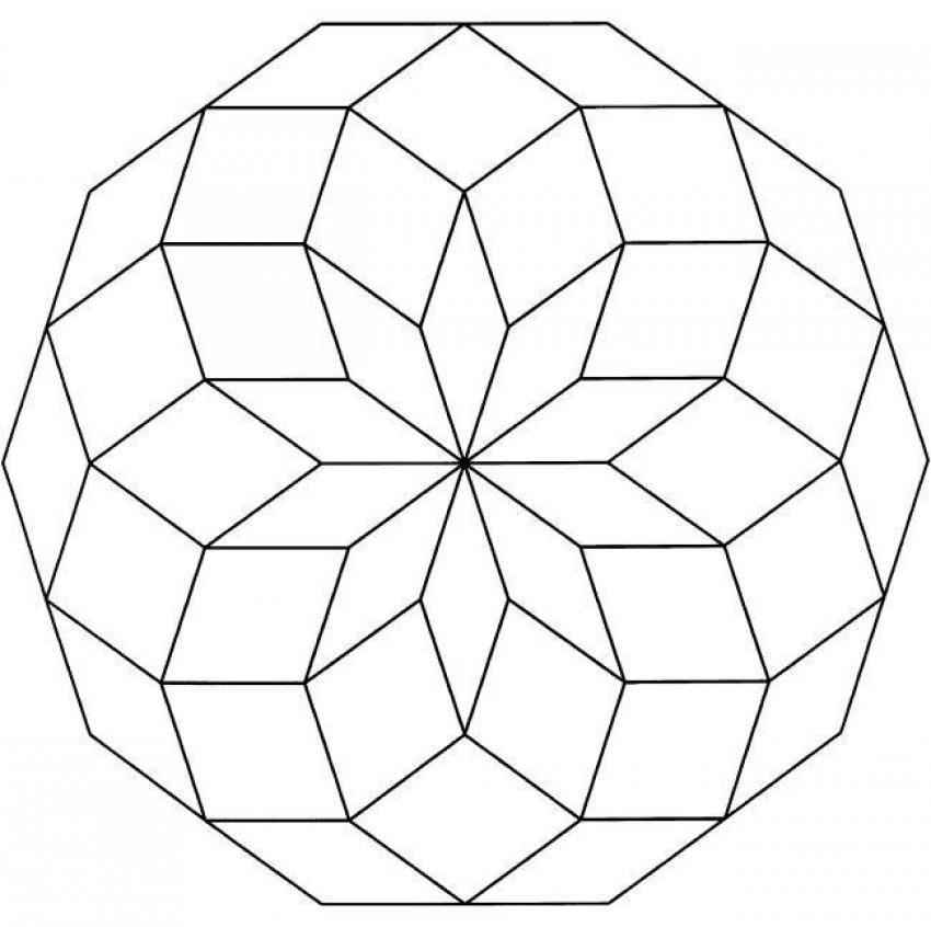 Mandalas 5- TIPS PARA DIBUJAR Pinterest Mandalas, Mosaicos y