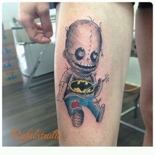 Tatuajes De Muñecos De Trapo Buscar Con Google Muñecos Vudú