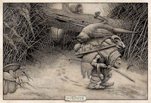 Resultado de imagen de Ed Binkley illustrations