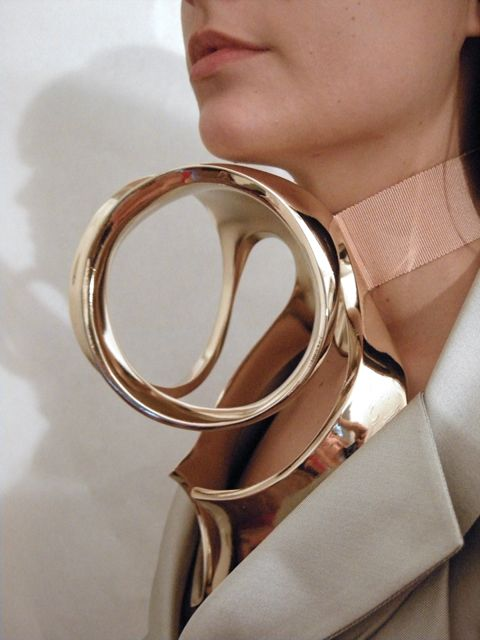 Buttoned Up A Second Skin Curioser And Curioser Jewelry